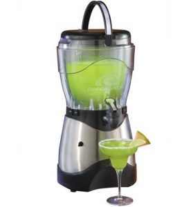 Nostalgia Steel Margarita Machine
