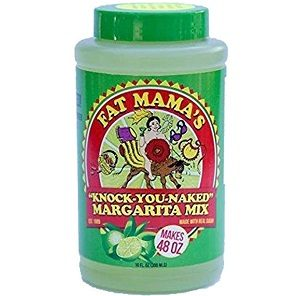 Fat Mama's Knock-You-Naked Margarita Mix