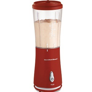 Hamilton Beach Personal Single Serve Blender with 2 Jars and 2 Lids