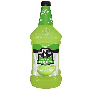 Mr. and Mrs. T Margarita Mix