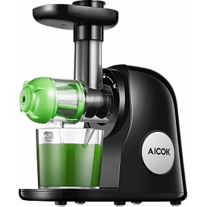 Aicok Slow Masticating Juicer
