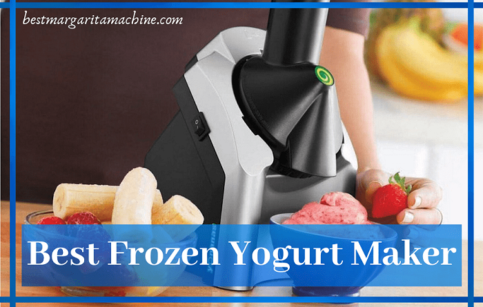 Best Frozen Yogurt Maker