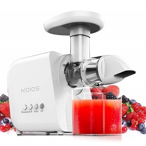 Mooka B5100 Masticating Juicer
