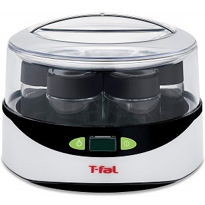 T-fal YG232 Balanced Living Yogurt Maker with LCD Timer