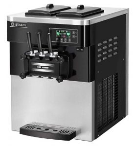 COSTWAY Commercial Ice Cream Machine