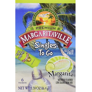 Margaritaville Singles To Go Water Drink Mix