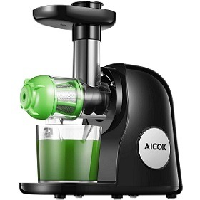 Aicok Slow Best Masticating Juicer