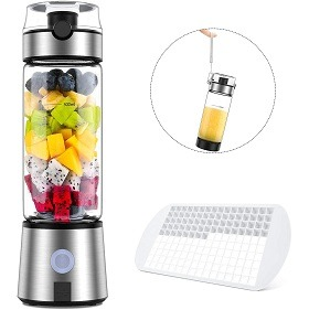 Ayyie Single Serve Smoothie Blender