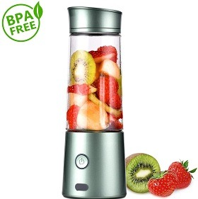 H HUKOER Single Serve Blender