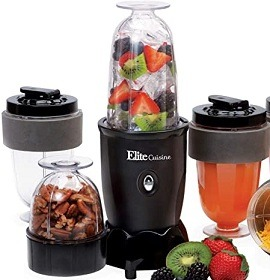 Maxi-Matic EPB-1800 Juicer Blender Combo