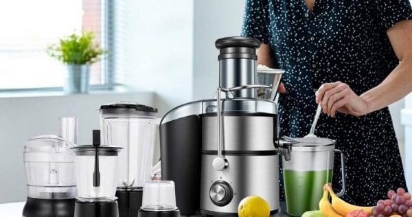 Most Powerful juicer blender combo