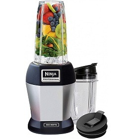 Ninja BL455_30 Nutri Professional Single Serve Blender