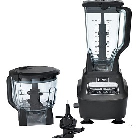 Ninja Mega Kitchen System Juicer Blender