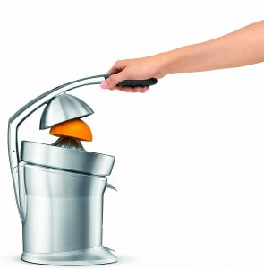 Breville 800CPXL Citrus Press Pro Stainless Steel Juicer Reviews 2021