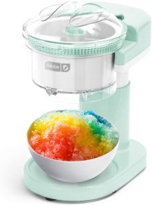 Dash DSIM100GBAQ02 Shaved Ice Maker Review 2021